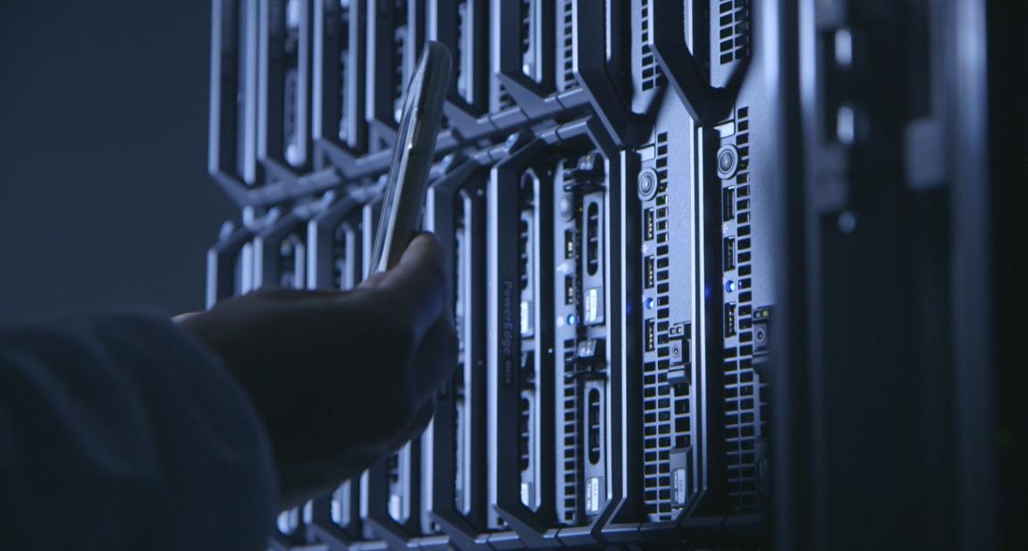 Server control