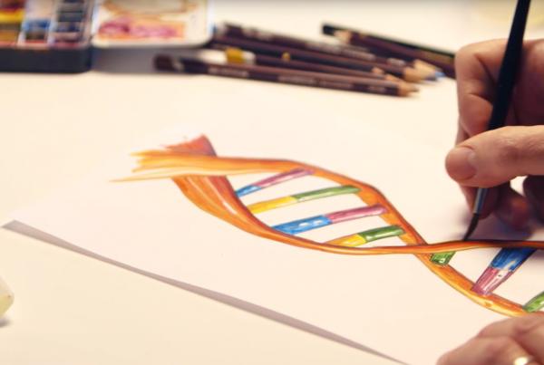l'oncologia in vignette